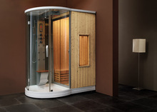Sauna Steam Shower Combination Room U880