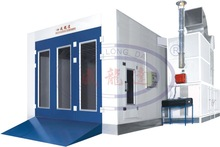 WLD9000 Car Spray Booth for Nigeria (Luxury Type) (CE)