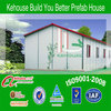 TUV Certified Easy to Install prefab modular house designs
