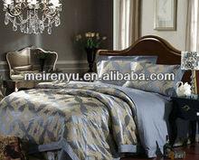 Luxury european bedding set luxury silk bedding set