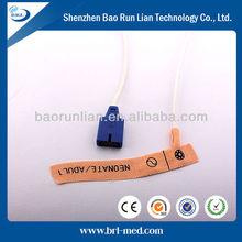 2014 Top Disposable Nellcor Oximax Spo2 Sensor,TPU,0.9M Length