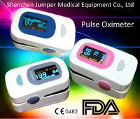 New FDA CE Finger Pulse Oximeter, Oximetro del pulso SPO2 monitor low perfusion, anti-movement