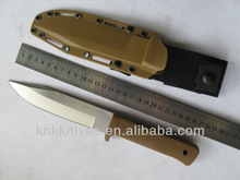 SRK survival rescue knife tactical combat knife with sheath