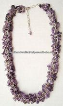 Agate Stone Beads Necklace Jewelry Fashion Costume Indian Handmade Handicrafts Jewellery 2013non pierced body jewellery