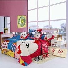 Comforter Brushed Fabric Bedsheets /100% Polyester Bedding / Duvet Cover Sets