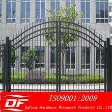 china manufacture home metal gate design