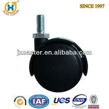 Dual Wheel Nylon Caster ,Furniture caster