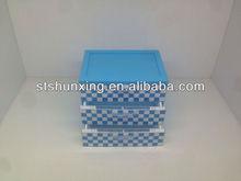 plastic multipurpose cabinet/drawer