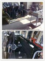 High Pressure autp flat tire leak stop repair system-car tire puncture stopper kit compressor 140CFM 580PSI 60HP