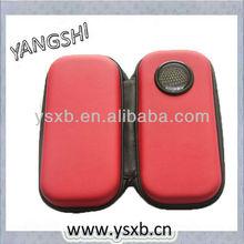 Fashion mp3 /mobile sport stereo speaker bag