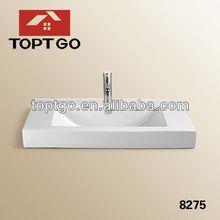 Ceramic Wash Hair Basin For Cabinet 8275