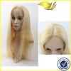 alibaba china 6A+ 100% human remy hair wholesale top grade blonde hair wig