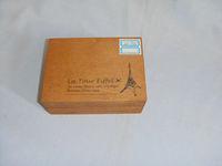 Cheap small wooden box/card box