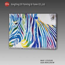 New design modern animal handmade oil painting for sale