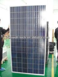 2014 hot selling roof solar panel pannelli fotovoltaici price per watt solar panels