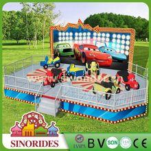 Mechanical kids Magic Car rides equipment kiddie ride merry-go-round,kiddie ride merry-go-round