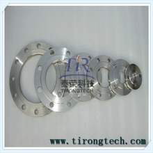 Welding Carton Steel Titanium Flange ASTM B381