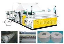 toilet paper roll rewinder machines