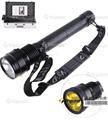 Haute puissance HID 65 W 6000 LUMEN lampe de poche / torche / UV lampe de poche, Dorcy lampe de poche