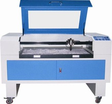 laser engraving machine for double color plate for engraving and cutting nonmetal material with CE
