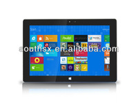 hot new products for 2014 10 inch Intel quad core windows 8 tablet PC