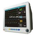 Pulgadas 12.1 primera- ayuda de saturación de oxígeno monitor monitor de paciente