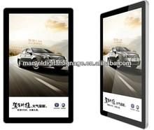 "42"" wall mount advertising display, lcd advertising screen"