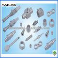 De aluminio mecanizado cnc de servicios/de aluminio piezas mecanizadas/de hardware de aluminio