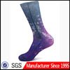 sublimation sock man/custom sublimate sock/digital print sock