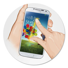 latest generation mobile phones clear screen protector for samsung galaxy s4 mini