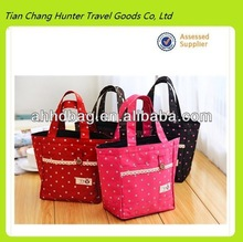 fashion sweet style lunch bags small handbag
