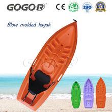 GOGOR Two person recreational cheap kayak fishing boats