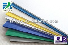 pp corrugated plastic sheet with sealed edge manufacturer