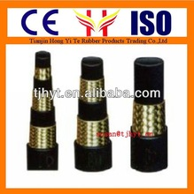 Made in china!!Stainless steel braided hydraulic hose/hydraulic rubber hose price