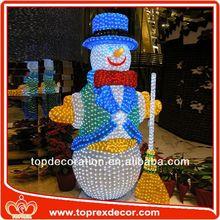 Craft & Arts Hot sale snowman lantern