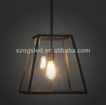Filament Artist Vintage Pendant Lamps