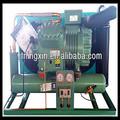 aire refrigerado por intercambiador de calor y condensadores de refrigeración para las unidades de condensación