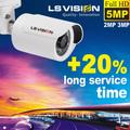 ls cctv visão melhor preço noite visão 1080p 2mp 3mp 5mp bulletip full hd da câmera mini