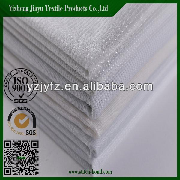 polyester fiber stitchbond nonwoven fabric curtain lining