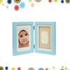 Baby clay craft frame art kit