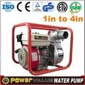 Power valeur fournisseur de la chine à bas prix à essence pompe à eau, petite pompe à eau, pompe à essence pour la vente