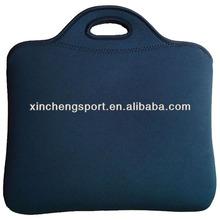 custom neoprene laptop sleeve with handle