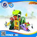 Mini série indoor equipamentos de playground crianças yl-e018 2014 brinquedo terno para pre- escola datecare