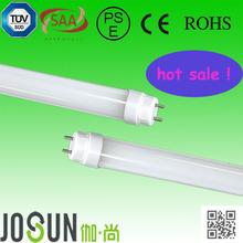 high quality uv light tube led t8 tube9.5w t8 tube led 120cm