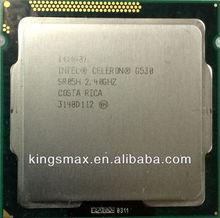 used intel core duo processor Intel Celeron G530 (2.4G,65W,32nm,2MB,2C)