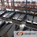 De alta eficiência china mini-ouro separador máquina com preço baixo