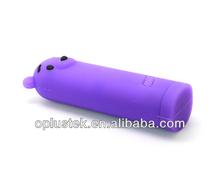 portable cartoon bear power banks 2600mAh for smartphone
