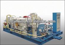 JX oil free piston type oil field associated gas compressor cng compressor