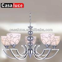 New design, popular glass chandelier light & pendant light