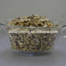 Dehydriert shiitake-pilz